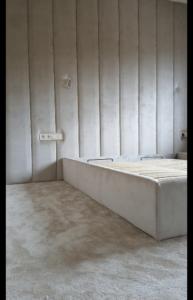 panele tapicerowane Katowice - kremowe