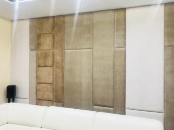 Brązowe panele tapicerowane Cocodeco Tychy, Katowice