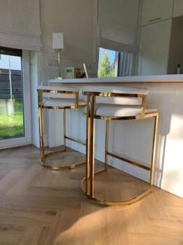 Krzesła tapicerowane do kuchni - Cocodeco Tychy