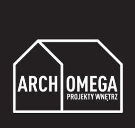 Logo Arch Omega - Projekty Wnętrz
