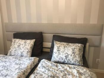 Panele tapicerowane w zagłówku łóżka - Cocodeco Katowice, Tychy